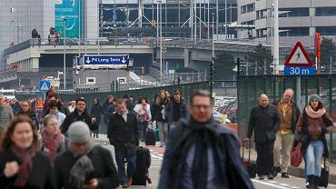 Zamachy terrorystyczne w Brukseli - eksplozje bomb zdetonowanych przez zamachowców samobojców w hali lotniska Zaventem i na stacji Metra Maalbeek w pobliżu budynku Komisji Europejskiej.