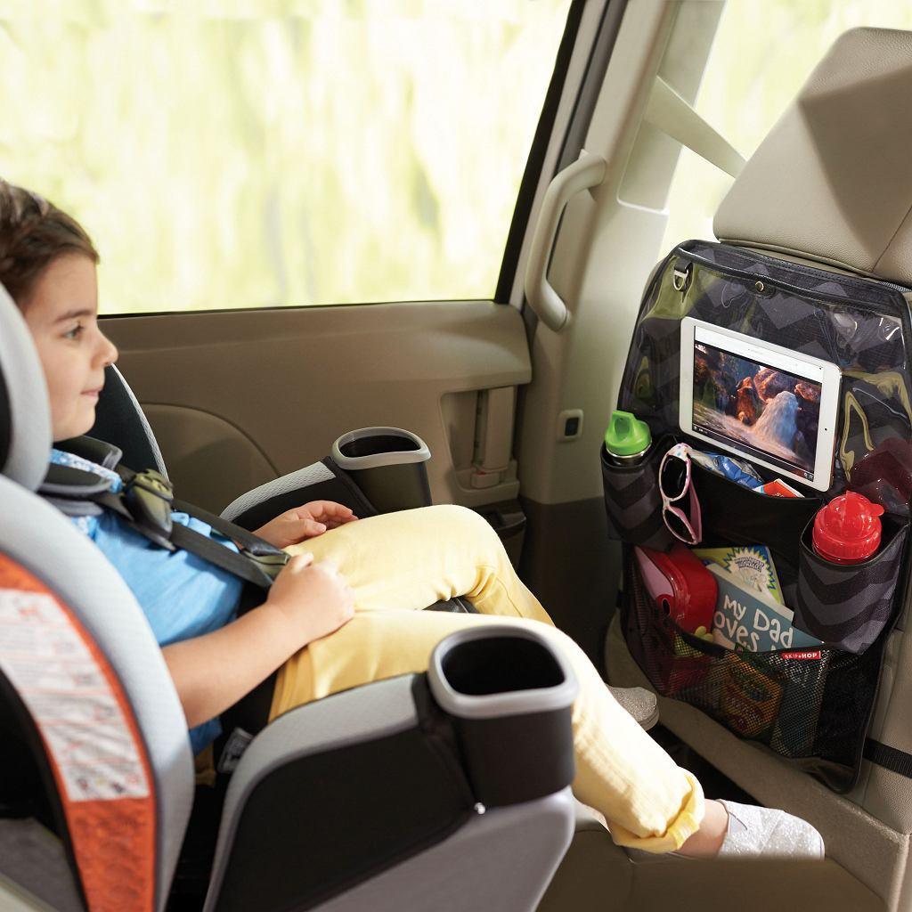 Akcesoria samochodowe Skip Hop. Stylowa podróż, materiały prasowe