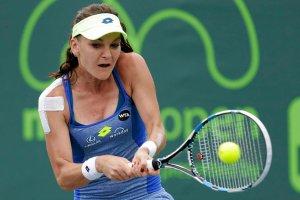 WTA Miami. Radwańska pokonała Cornet. Już jest w III rundzie