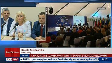 Konferencja samorządowców z Podkarpacia