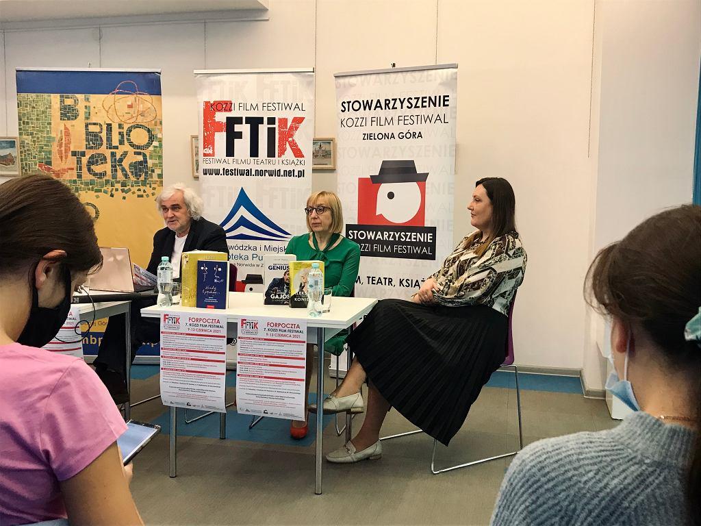 Forpoczta i Kozzi Film Festiwal, konferencja prasowa