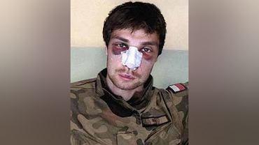 Rzekomy polski żołnierz prześladowany za orientację homoseksualną