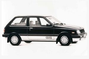 Suzuki Swift GS I (1984-1989)