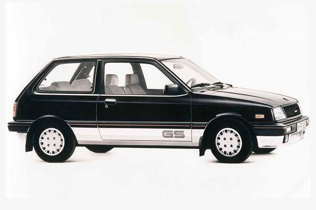 Suzuki Swift GS I (1984-1989)