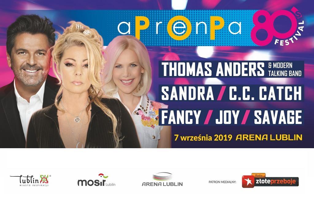 POP Arena - 80's Festival Więcej: https://zloteprzeboje.tuba.pl/zloteprzeboje/7,106342,25088035,zapraszamy-na-pop-arena-80-s-festival.html