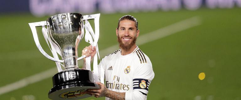 Oficjalnie: Sergio Ramos odchodzi z Realu Madryt! Koniec pewnej ery