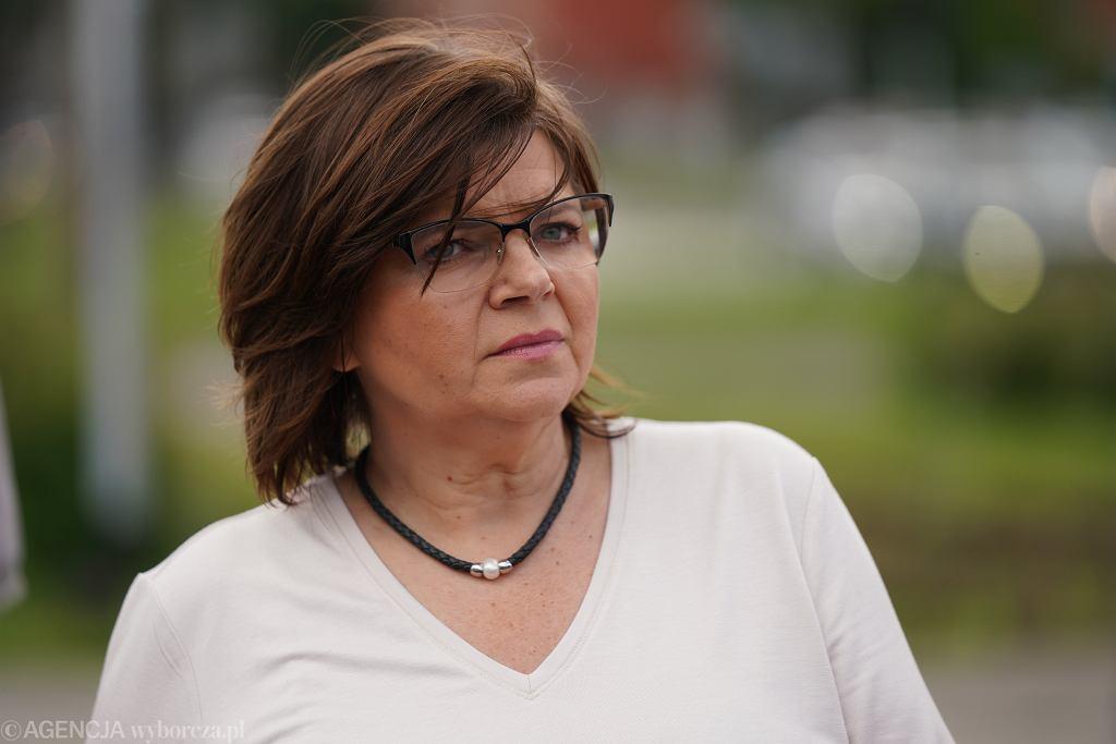 Izabela Leszczyna, posłanka Koalicji Obywatelskiej