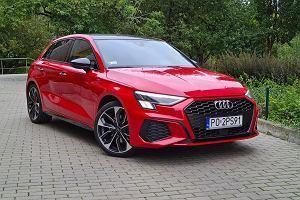 Opinie Moto.pl: Audi A3 Sportback 35 TFSI. Czy warto dopłacać za klasę premium?