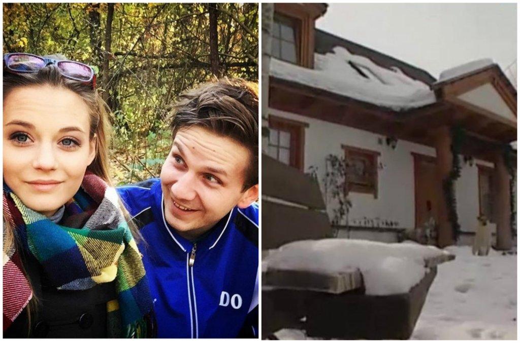 Kilka lat temu Królikowscy pokazali swój dom w programie
