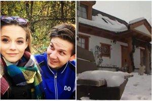 Kilka lat temu Królikowscy pokazali swój dom w programie Zacisze gwiazd. Teraz okazuje się, że częstym gościem jest w nim partnerka Antka Królikowskiego, Kasia Sawczuk. Zobaczcie, jak para spędza tam czas.