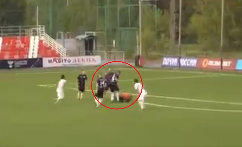 Roman Szyrokow uderzył i kopnął sędziego podczas amatorskiego turnieju w Rosji