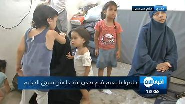 Żony i dzieci bojowników tzw. Państwa Islamskiego