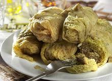 Gołąbki z cielęciną w sosie grzybowym - ugotuj