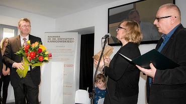 laureatem VII edycji Nagrody im. dr. Krzysztofa Kanigowskiego został dr Leszek Kozłowski