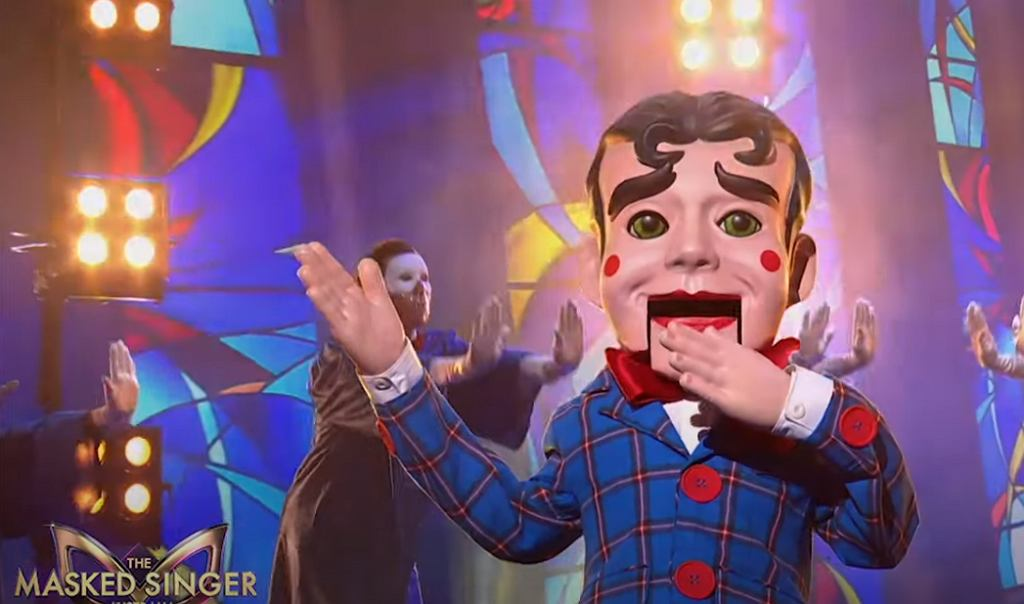 Puppet's 'Somebody To Love' Performance | The Masked Singer Australia