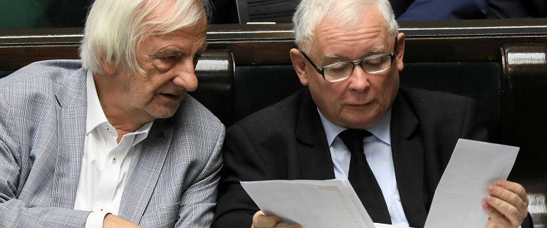 Przerwane posiedzenie Sejmu. Poseł PiS: To nie my