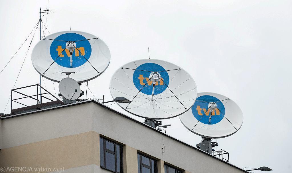 Anteny TVN