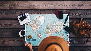Podróżowanie daje nam złudzenie, że nowy początek jest zawsze możliwy