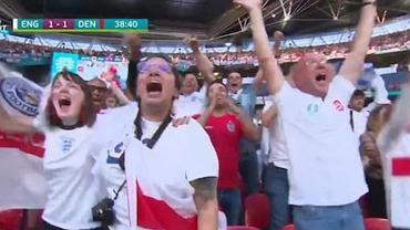 Fanka reprezentacji Anglii została zwolniona z pracy, po tym jak okłamała pracodawcę, a potem pojechała na mecz półfinałowy Euro 2020 Anglii z Danią