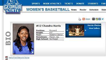 Chandra Harris
