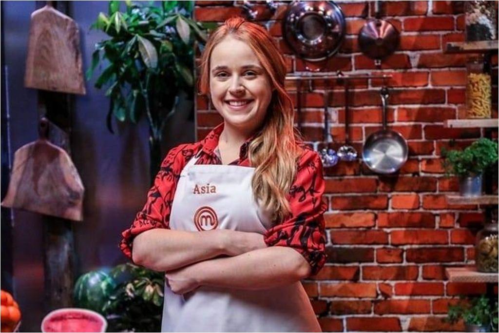 Joanna Gawłowska z 'MasterChefa'