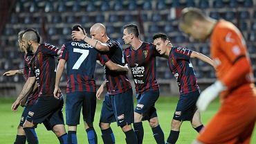 Pogoń Szczecin chce w tym roku zajść daleko w Pucharze Polski