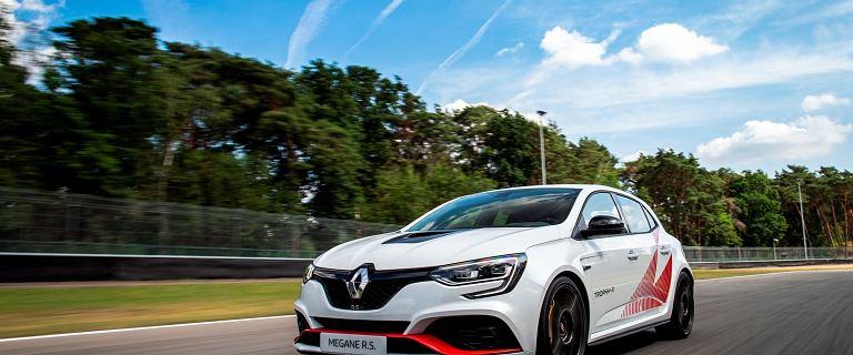 Renault Megane R.S. Trophy-R wycenione. Limitowany hothatch za prawie ćwierć miliona