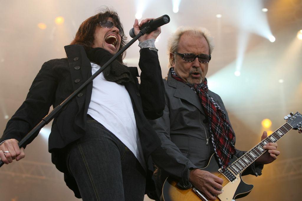 Foreigner zagra koncert w katowickim Spodku
