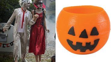 Halloween w Lidlu. Niedrogie maski, ciekawe peruki i przerażające dekoracje