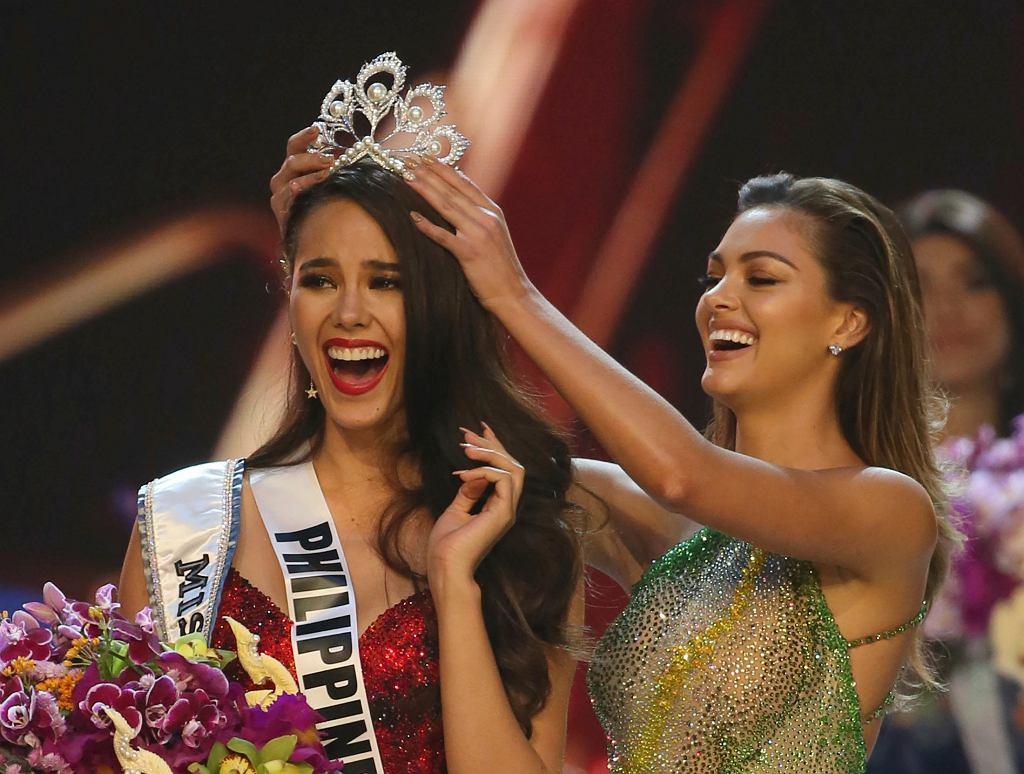 Miss Universe 2018 została Catriona Gray z Filipin