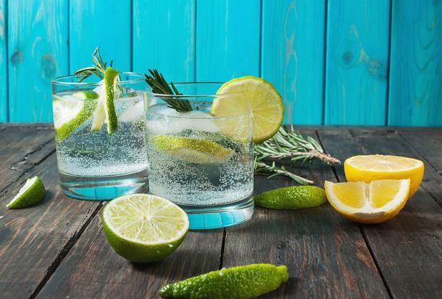 Drinki z ginem - przepisy, jak zrobić bezalkoholowy drink z tonikiem