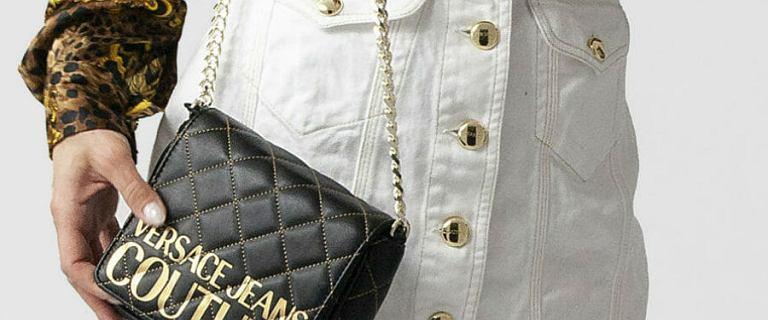 Czarne torebki na jesień. Modne listonoszki i shopperki do kurtki i płaszcza!