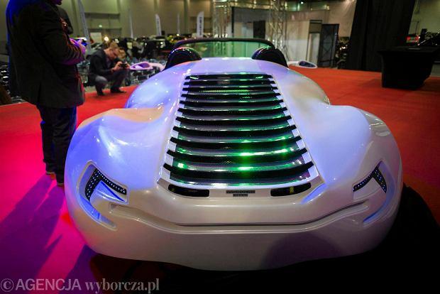 Premiera pierwszego polskiego samochodu na wodór