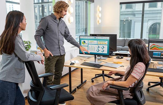 Marcova i HP Business Boost