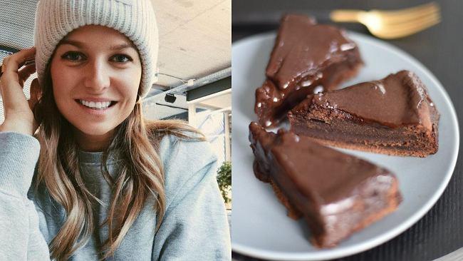 Czekoladowe ciasto na diecie? Tylko z tym przepisem Anny Lewandowskiej