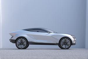 Kia też chce mieć elektrycznego SUV-a. Futuron Concept debiutuje w Szanghaju