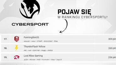 POLISH ESPORT CUP 2020 SEZON 2