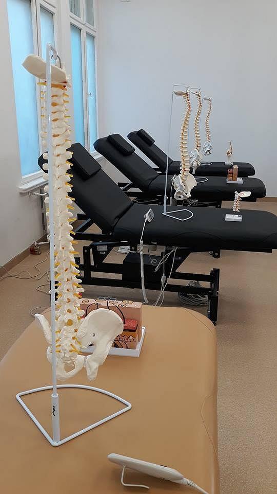 Nowy sprzęt w Zakładzie Rehabilitacji