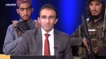 Program w afgańskiej telewizji