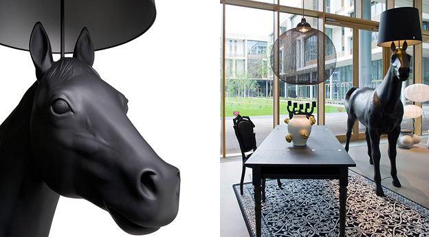 Lampa horse lamp z kolekcji Moooi