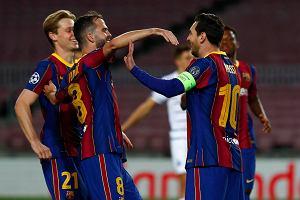Barcelona zaczęła z problemami. Wystarczyło wejście Messiego. Deklasacja!