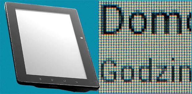 tablet, apple, android, Przegląd małych tabletów, Tablet Fergusson S3