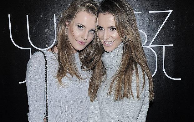 Ines Mannei i Sara Boruc