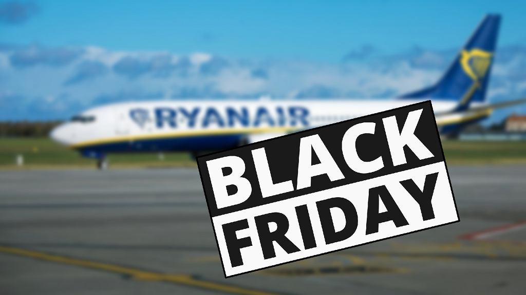 Black Friday Samoloty