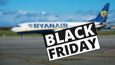 Black Friday 2019. Promocje na bilety i tanie loty. Przeceny w Ryanair, Wizzair i LOT