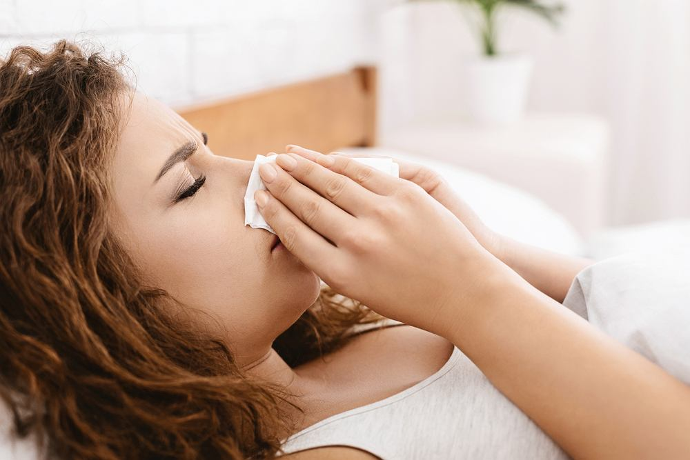 Jeśli objawy zapalenia zatok nie ustąpią w ciągu kilku dni, należy zgłosić się do lekarza