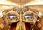 Lataj jak szejk! Test klasy biznes w Emirates