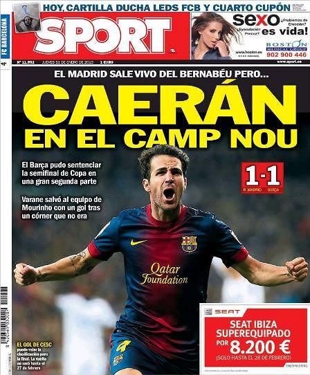 Okładka 'Sport'