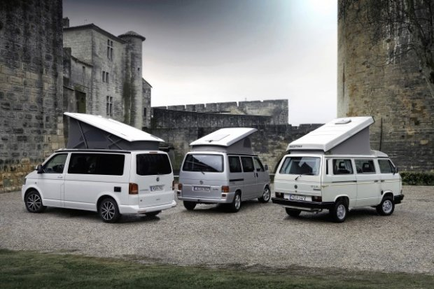 Volkswagen Transporter California