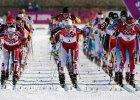 Jelena Wialbe: Sukcesy Norwegów w biegach drażnią, bo tam są astmatycy. Jeśli Sundby tak biega, gdy jest chory, to jak on by biegał gdyby był zdrowy? Putin: - Chorzy niech startują w paraolimpiadach